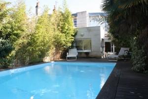 Bordeaux Croix Blanche – Très Belle Maison d'architecte de 150m² avec Piscine Vendu par du Parc Immobilier