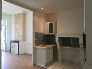 Bordeaux Capucins – Très bel appartement de 78 m2 avec balcon et 3 chambres Vendu par du Parc Immobilier