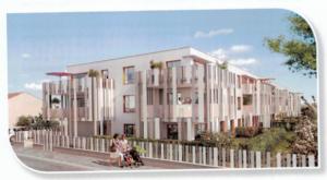 Talence Bagatelle – Appartement Neuf de 40 m2 dans une Résidence Neuve Vendu par du Parc Immobilier