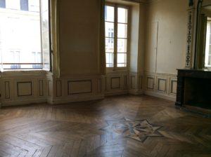 Bordeaux Cours de l'Intendance – Bel appartement de 90 m2 à rénover Vendu par du Parc Immobilier