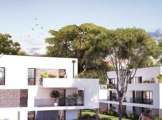 Bordeaux  – Haut Floirac – Appartement T3 avec balcon exposé ouest