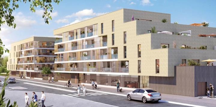 Mérignac Soleil – T3 64 m2 Exposé Ouest avec Balcon et PKG