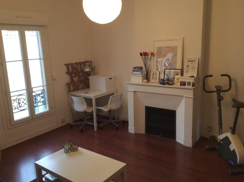 BORDEAUX GARE ST JEAN- Bel Appartement T2 meublé