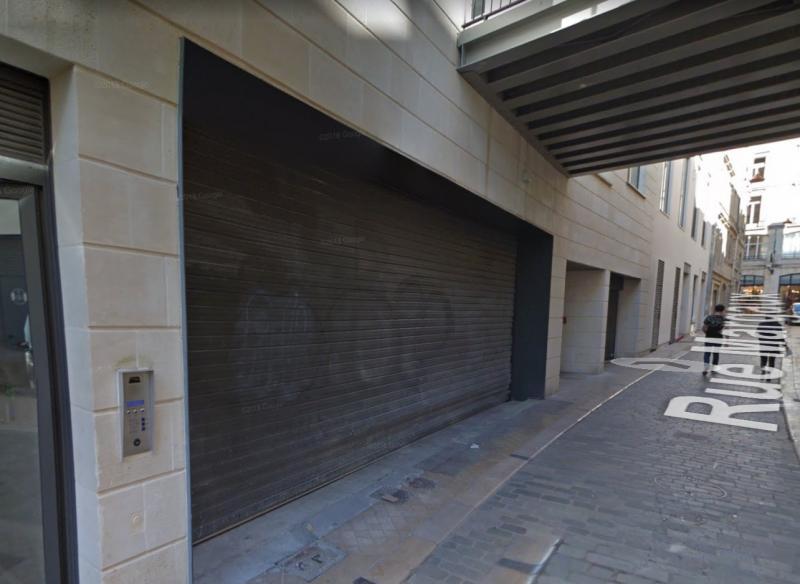 Parking sécurisé – Quartier Cheverus – Plein coeur de Bordeaux