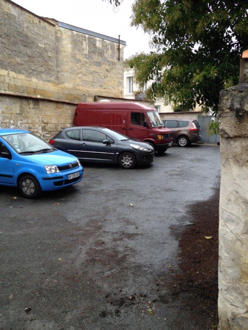 Bordeaux – Gare St Jean – Parking