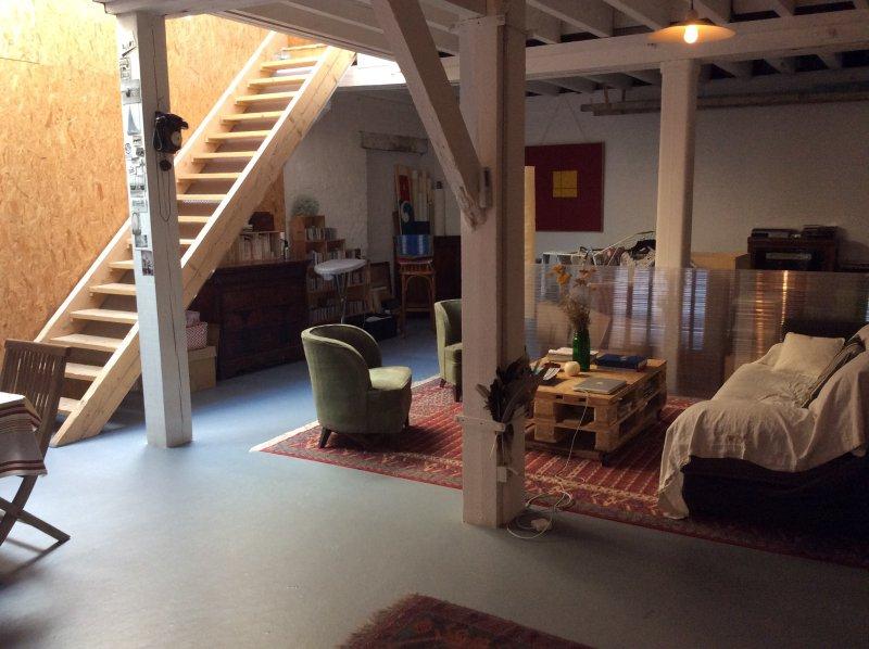 Barrière St Genès – Maison Duplex atypique de 200m2