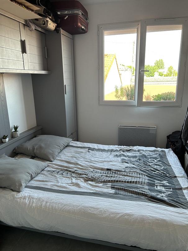 Bègles – Appartement T2 meublé de 25,68 m2 rénové