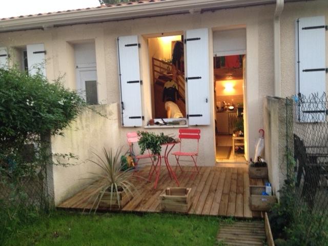 BORDEAUX NANSOUTY – Charmante maison T1 bis avec Jardin