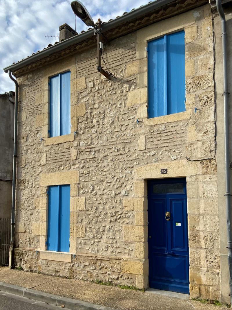 Marmande (rue Touratte) – Belle Maison T5 – Garage & Jardinet
