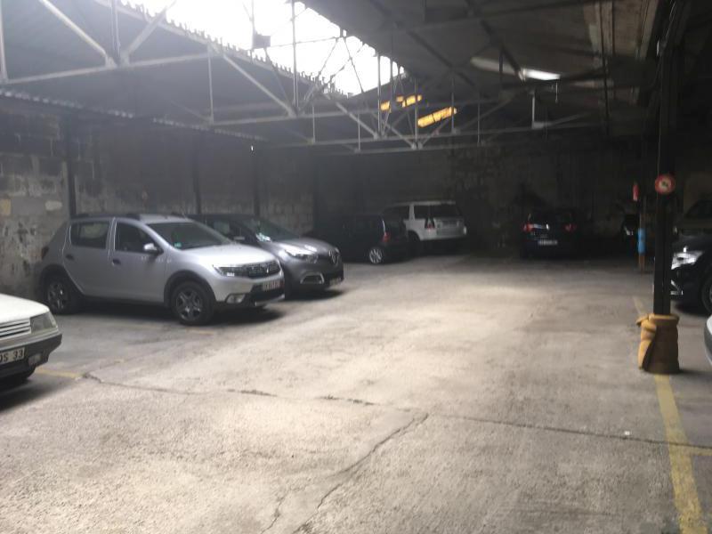 Places de stationnement sécurisées – Piscine Judaïque