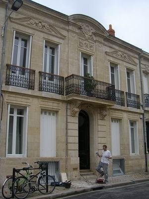 Bordeaux – Croix Blanche – Rue Naujac – Studio