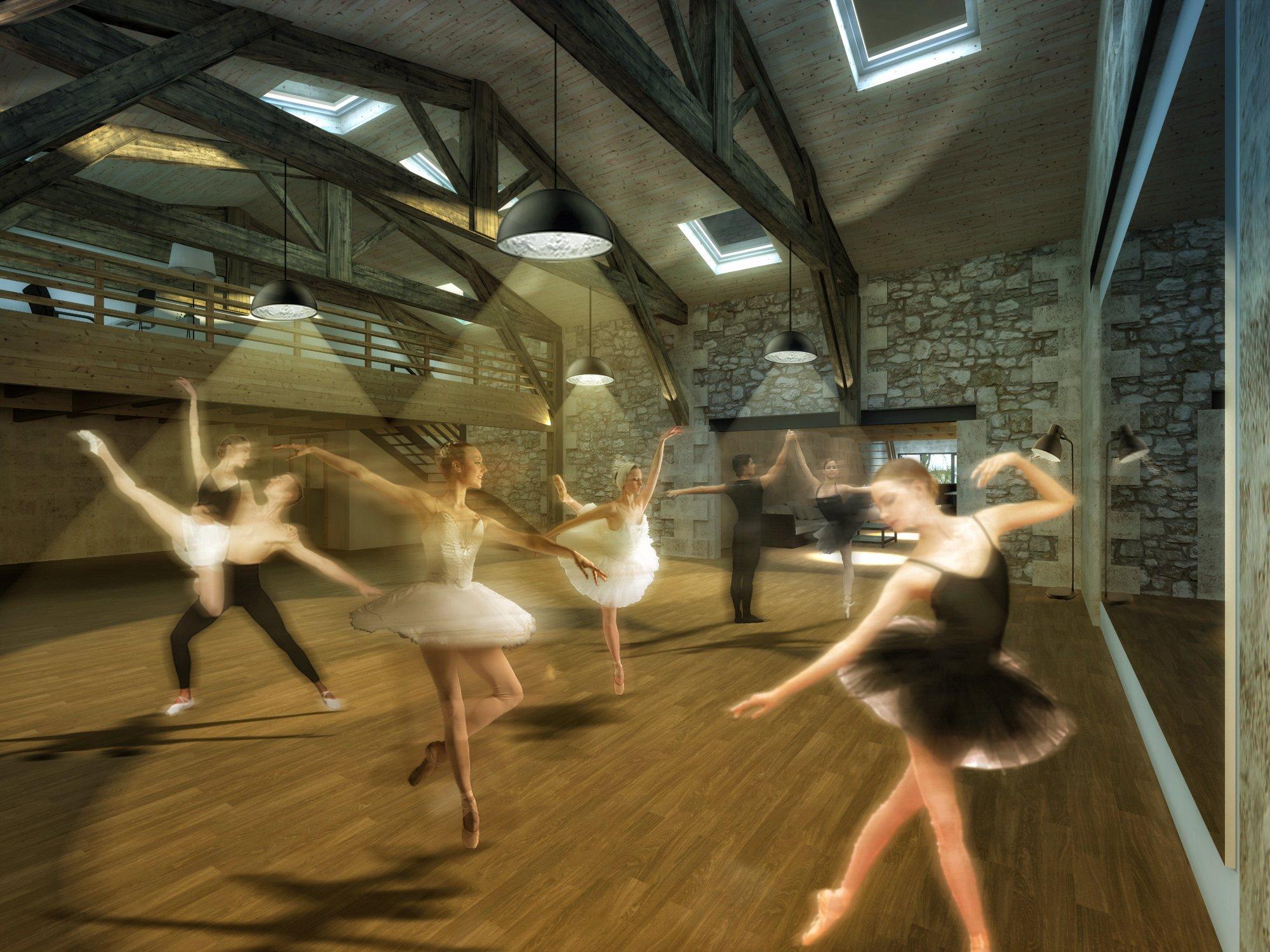 Talence – Barrière St Genès – NOUVEAU – Magnifique Salle de 120 m2 à louer