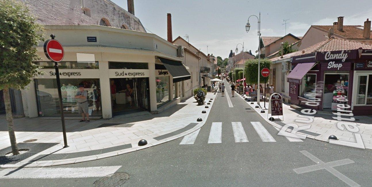 Arcachon – Centre Ville – Ensemble Immobilier à vendre