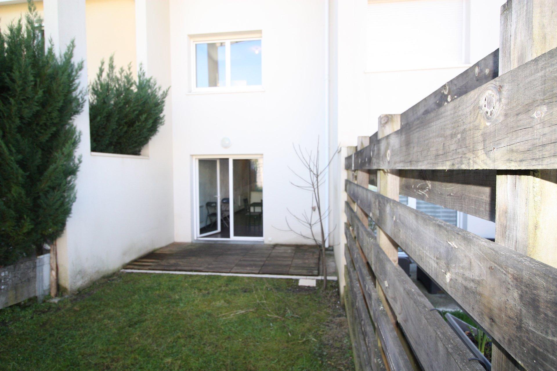 Pessac – Pape Clément – Charmante Maison de 59 m2 avec jardin