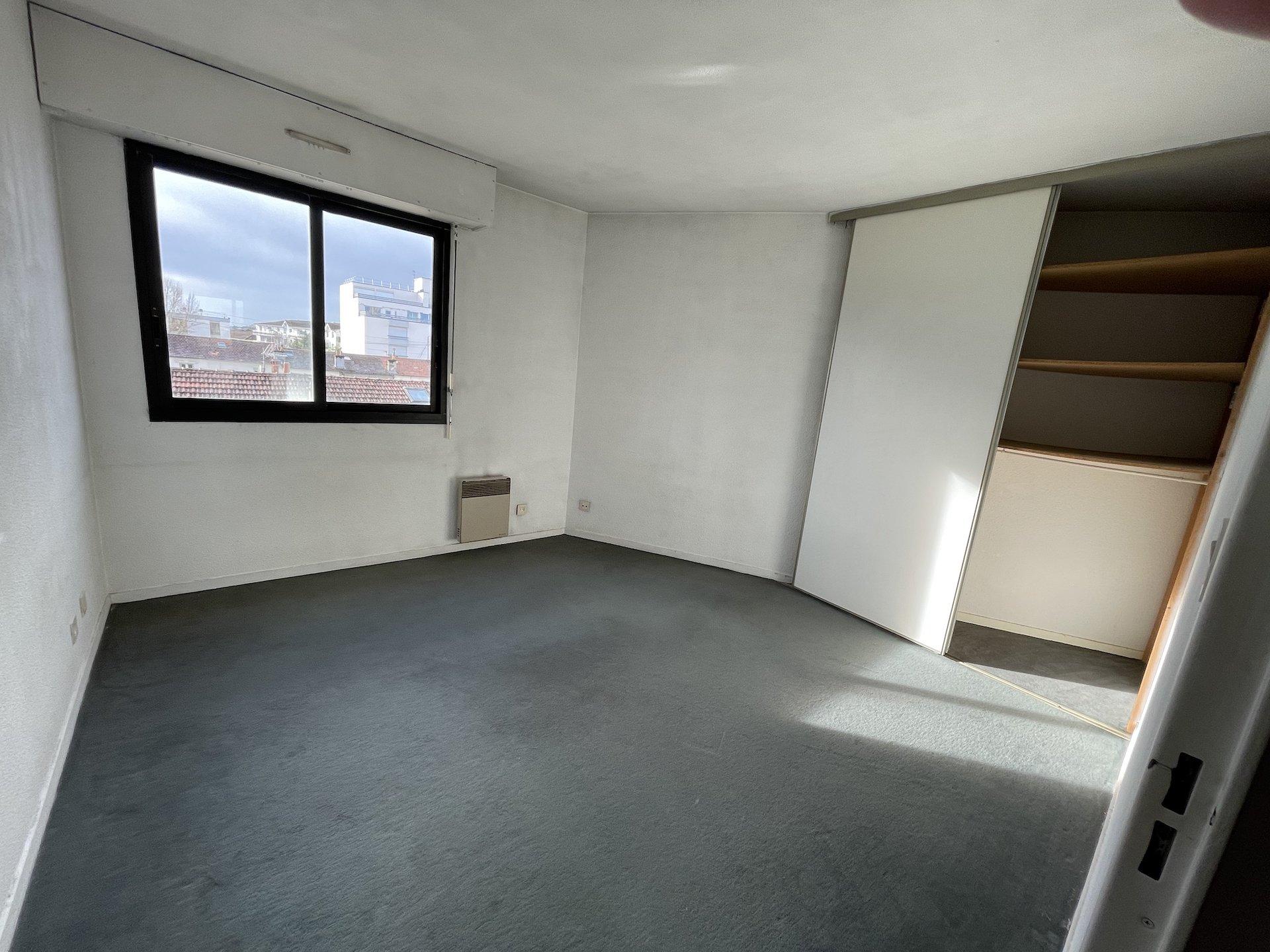 Bordeaux – CHU Pellegrin – Lumineux T2 de 53,68 m2