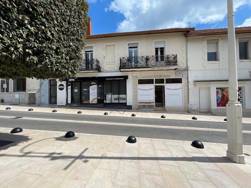 Arcachon – rue de Lattre de Tassigny – Local Commercial de 27.30 m2.