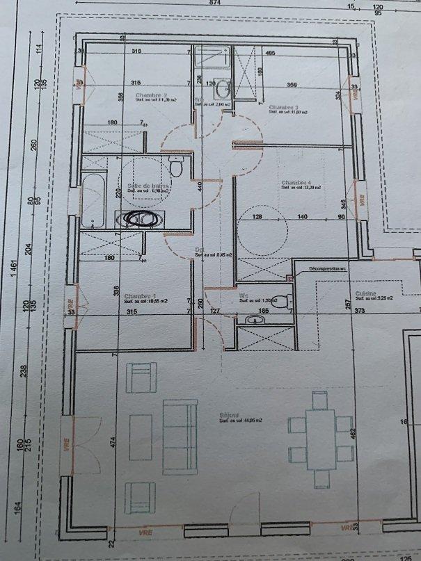 CANEJAN LA HOUSE  MAISON T 05 NEUVE