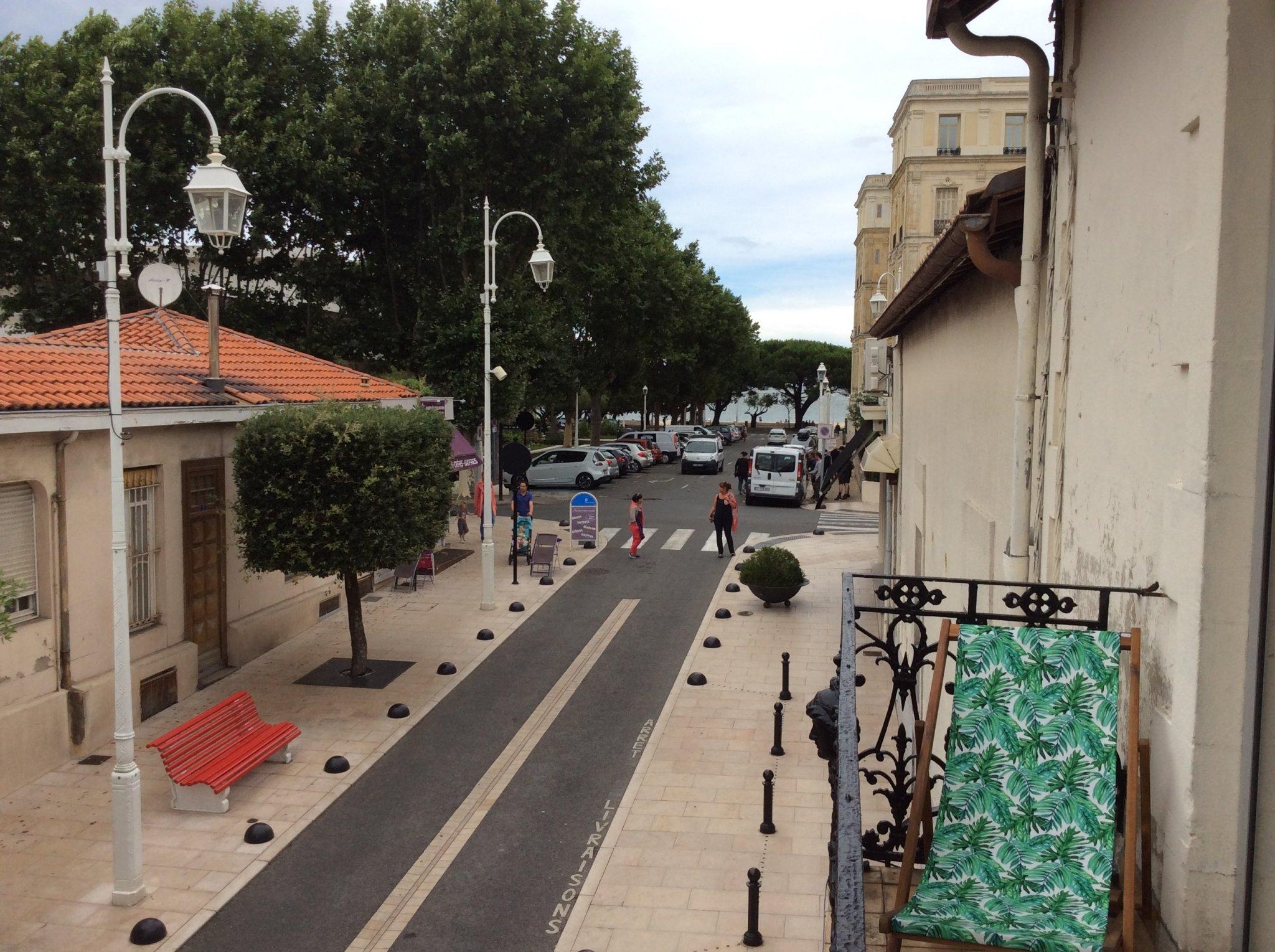 Arcachon – Ville d'été – Grand T3 rénové