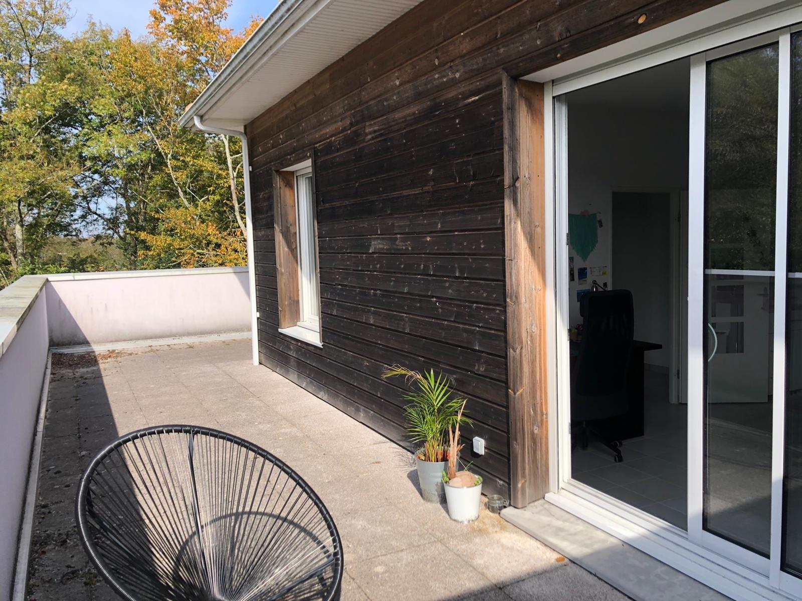 Pessac – Saige – Idéal Investisseur Joli T2 avec balcon