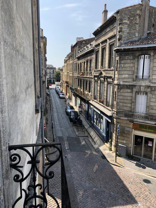 Bordeaux Victoire – rue Bergeret – T2 Meublé