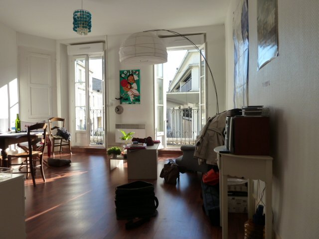 Bordeaux – Capucins (Rue Jean de Malet) – Charmant T3 – 1er étage