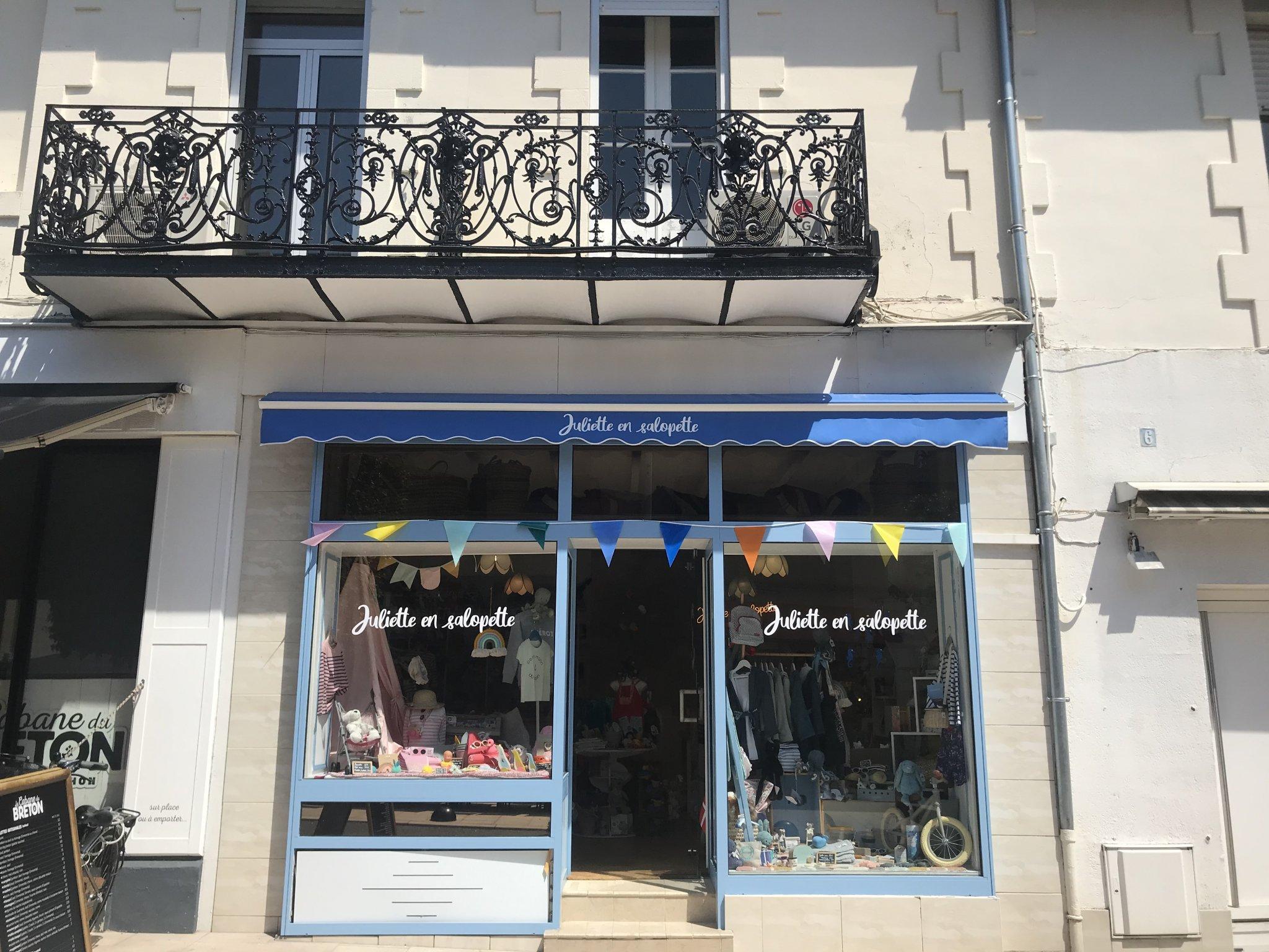Arcachon – rue de Lattre de Tassigny – Local Commercial de 28,40  m2.