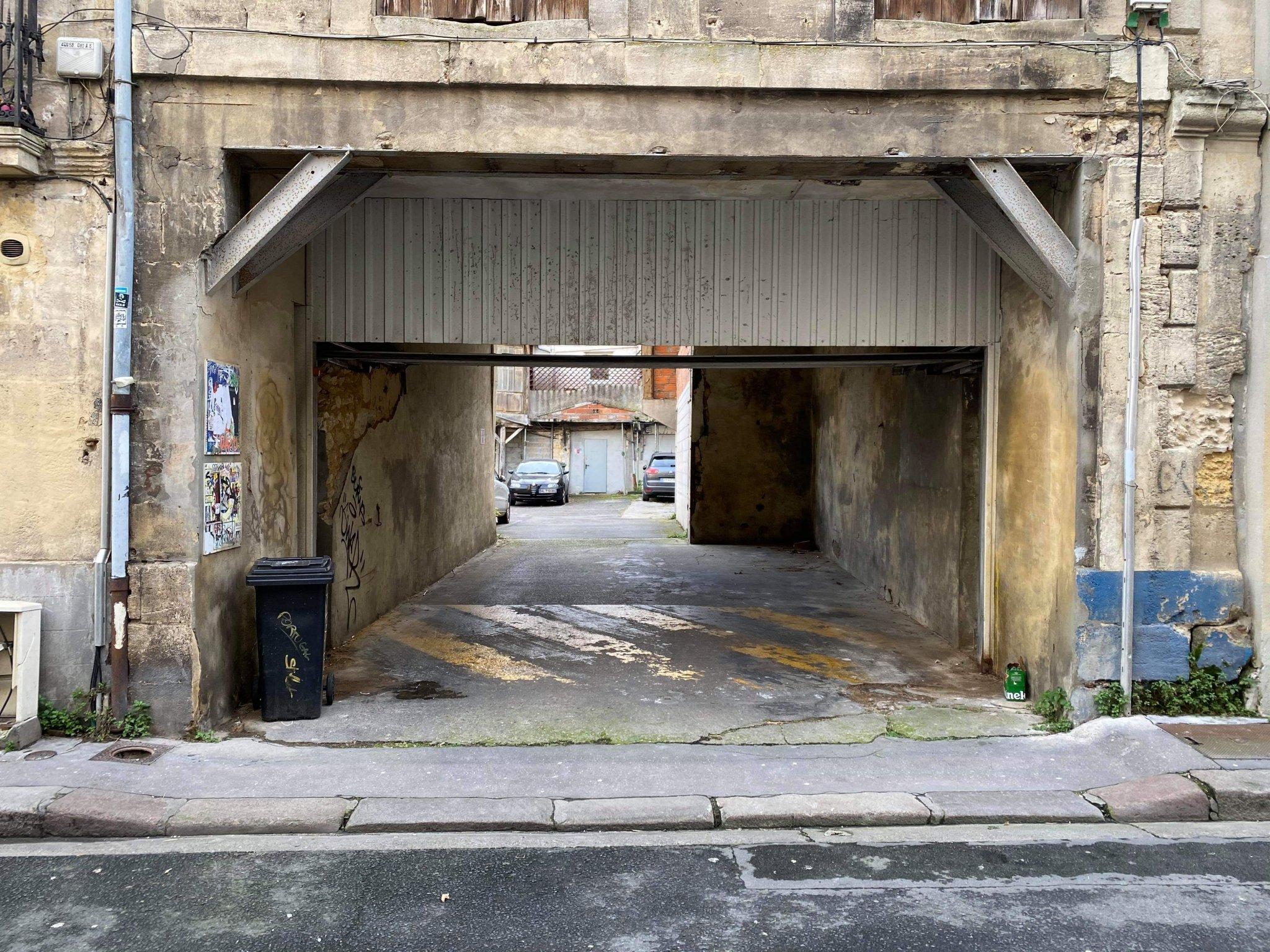 Bordeaux Capucins – Places de Parking