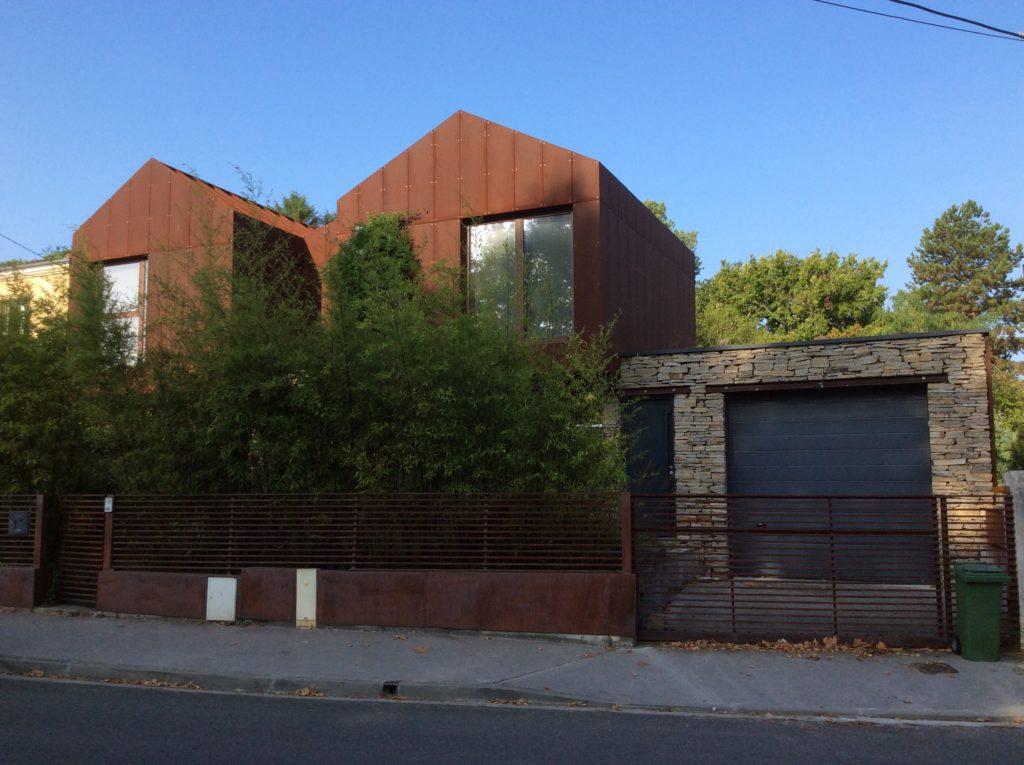 Bordeaux Caudéran – Maison d'architecte – Vendu en 2017 Vendu par du Parc Immobilier