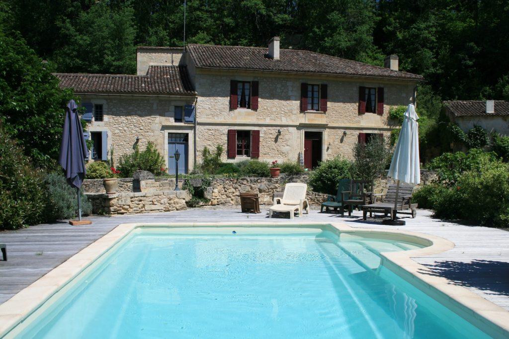 Entre deux Mers (40 min de Bordeaux) – Propriété de Charme Vendu par du Parc Immobilier
