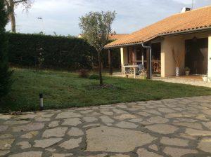 Le Haillan Sainte Christine – Belle maison traditionnelle de plain-pied de 115 m2 Vendu par du Parc Immobilier