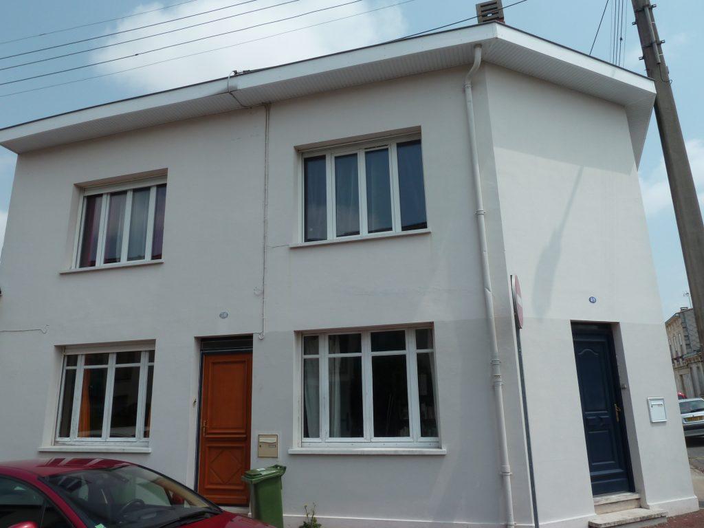 Talence Barrière Saint-Genès – Mignonne petite maison avec Terrasse Vendu par du Parc Immobilier