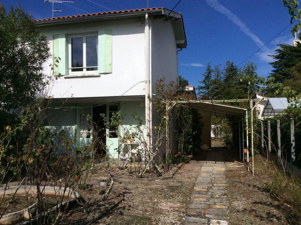 Gradignan – Maison à rénover – Vendu 2019 Vendu par du Parc Immobilier