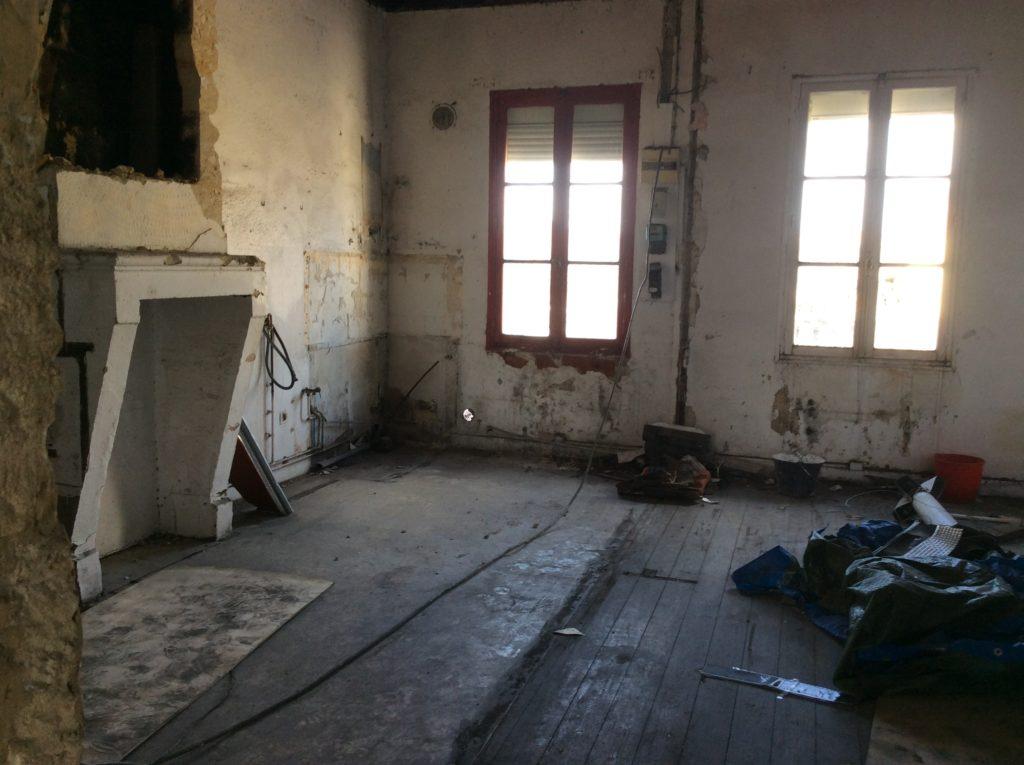 Bordeaux Nansouty – Plateau a réhabiliter – Vendu en 2018 Vendu par du Parc Immobilier