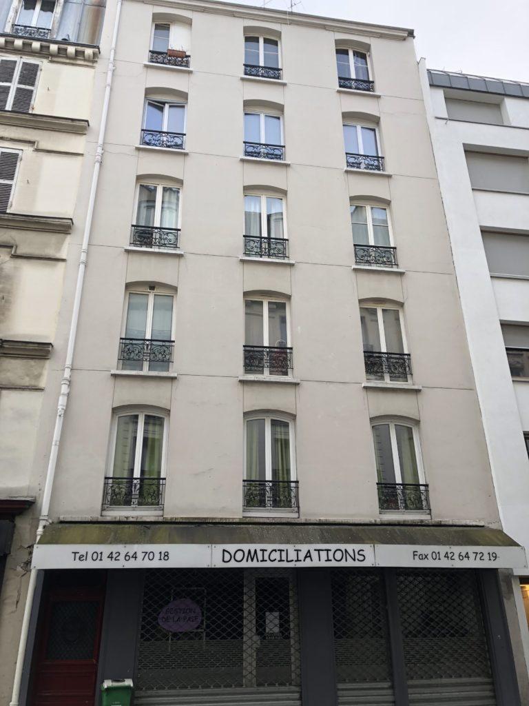 Paris XVIIIème – Charmant T2 – Compromis de Vente en cours… Vendu par du Parc Immobilier